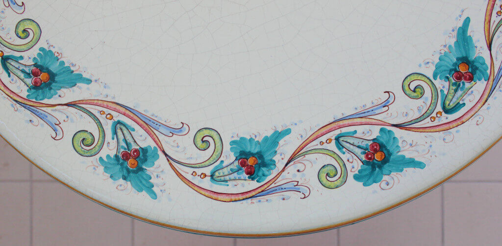 table-round-52-4 detail #1