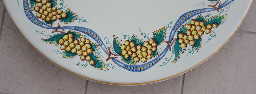 table-round-55-4 detail #1